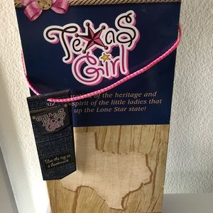 """Texas Girl Toys - Texas Girl 12"""" Doll Made With Care For HEB, New"""